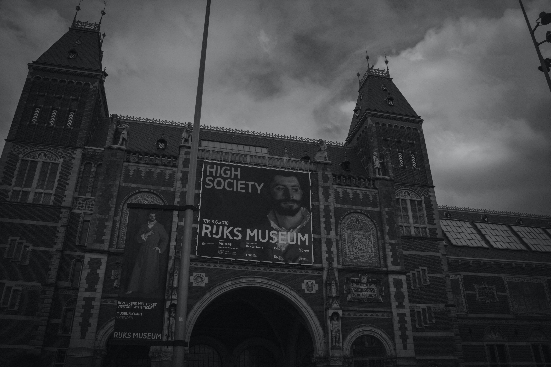 Gratis lagerfoto af Amsterdam, by, bygning, Museum