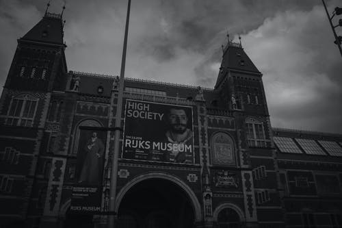 Free stock photo of amsterdam, building, city, museum