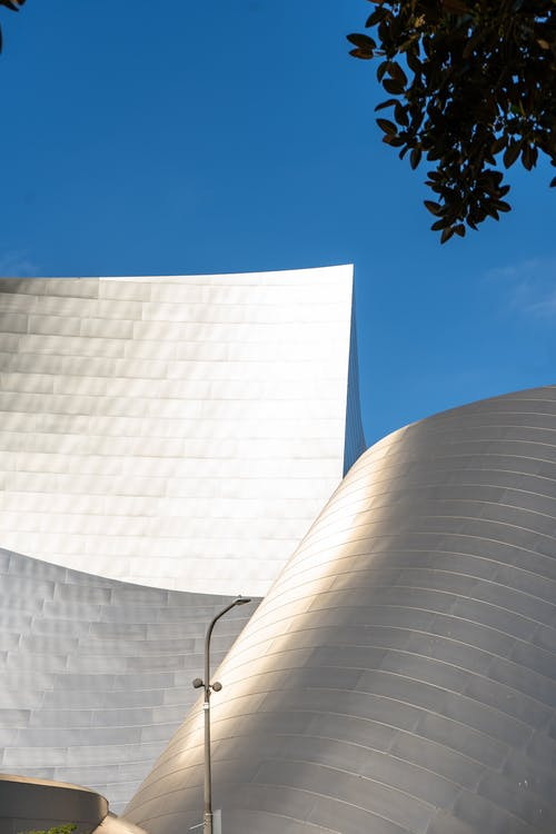 Бесплатное стоковое фото с архитектура, билбао, голубой