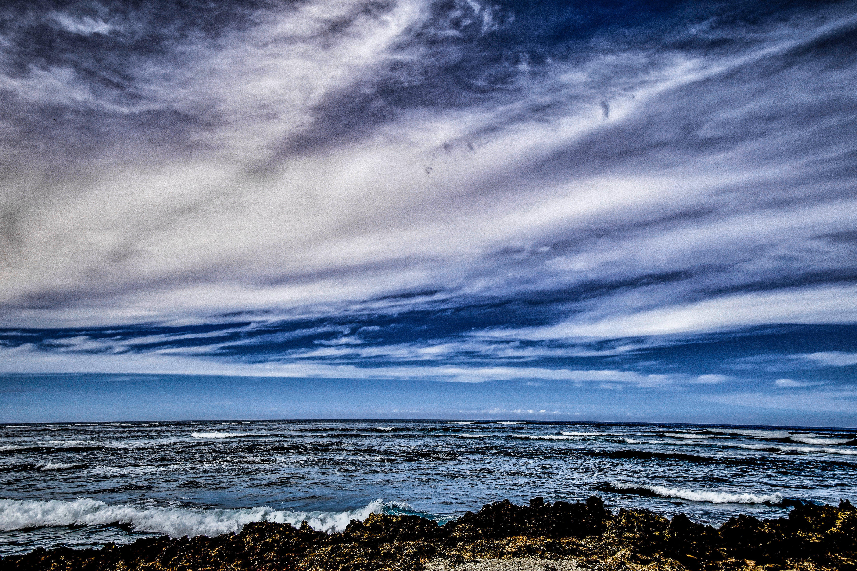 Kostnadsfri bild av fredlig, havet, havsområde, havsstrand