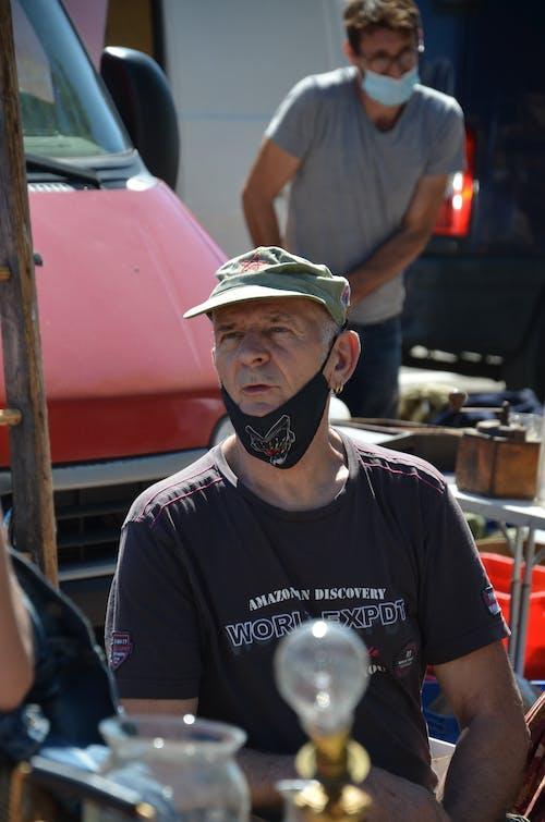 Free stock photo of artist, chip, fisherman