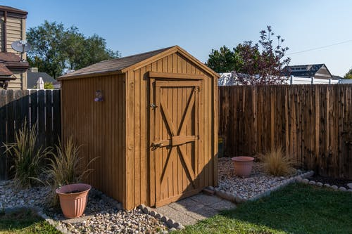 Free stock photo of backyard, home, real estate