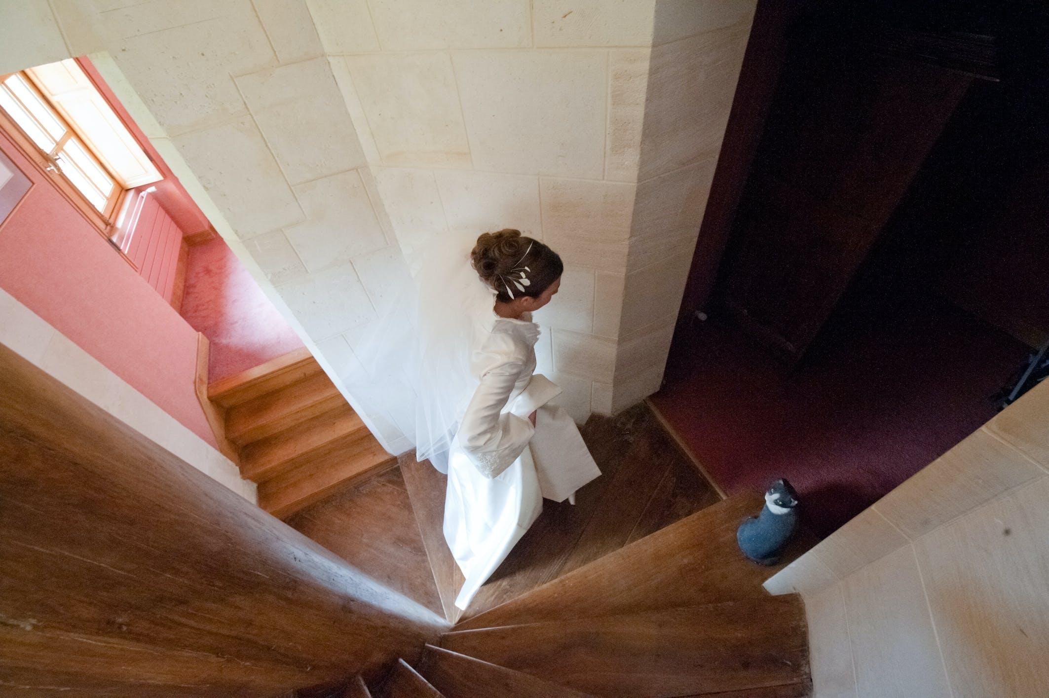 신부, 웨딩, 웨딩 드레스의 무료 스톡 사진
