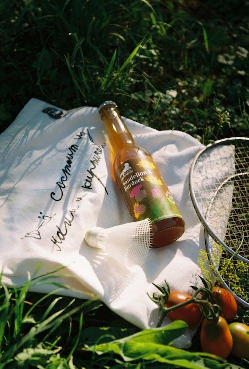 Foto d'estoc gratuïta de a l'aire lliure, ampolla, bàdminton