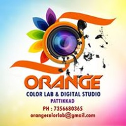 Orange Color Lab