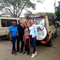Gilmag  Safaris