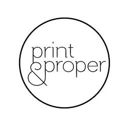 Print & Proper