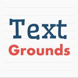 Textgrounds