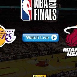 NBA Finals 2020 Live Stream Reddit