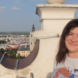 Olena Tsypyashchuk