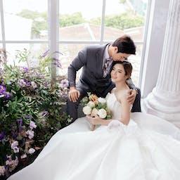 Jin Wedding