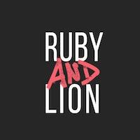 Rubyand Lion