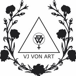 VJ  VON ART
