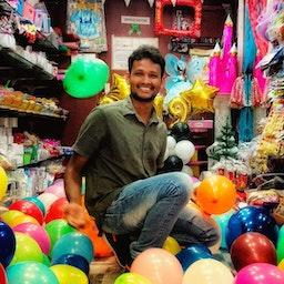Prasha  Raj