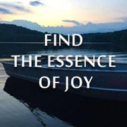 Findthe Essenceofjoy