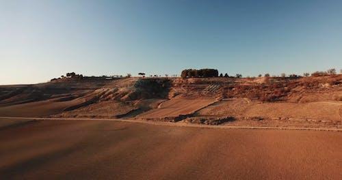 Video Footage Of Arid Landscape