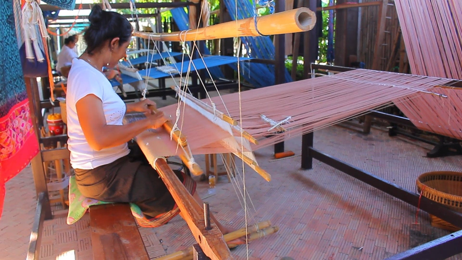 The Art Of Weaving