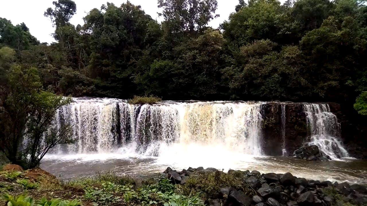 Cascade Of Water