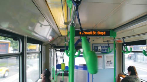 Bus Hand Rails
