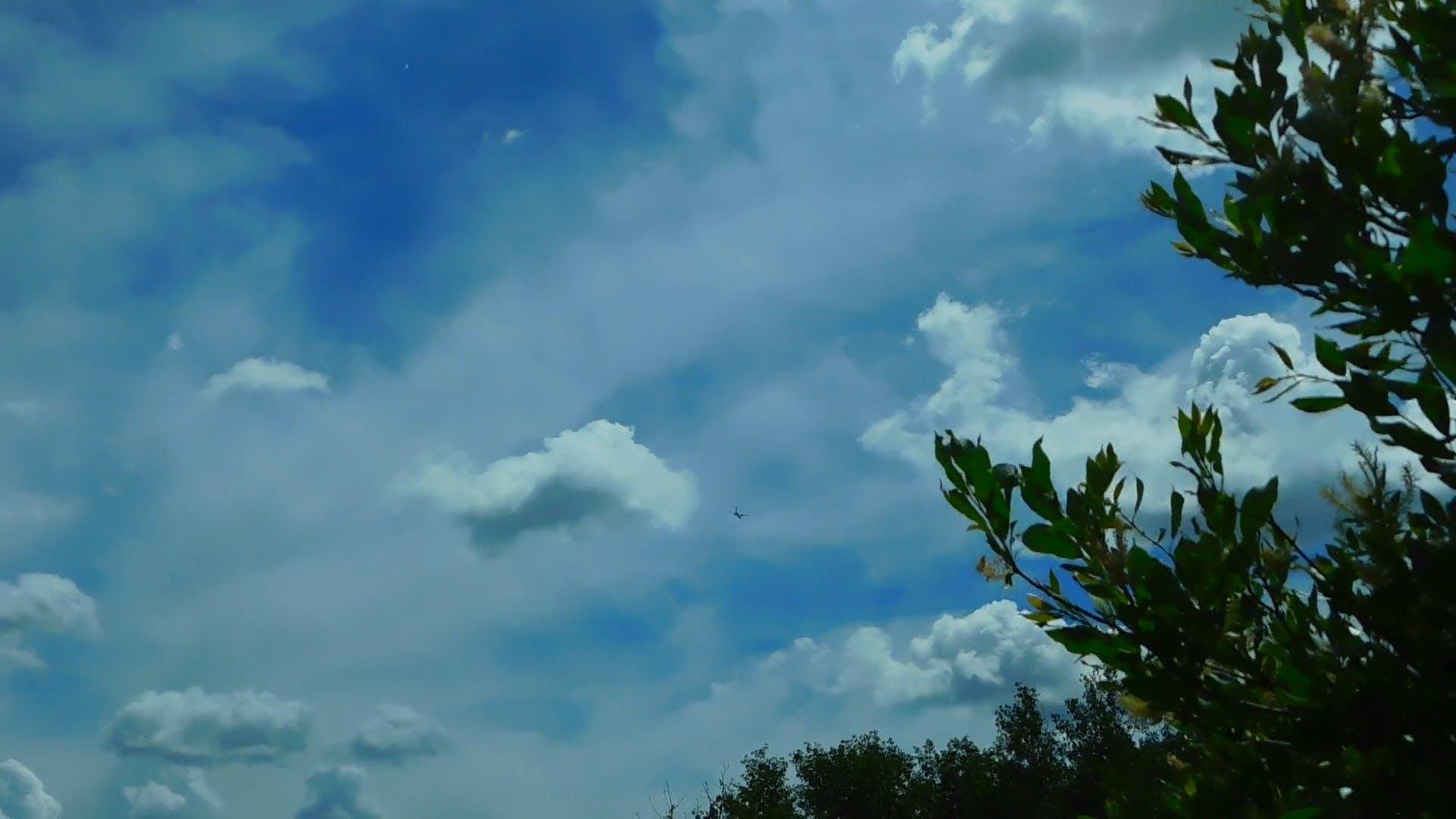 Video Of Sky