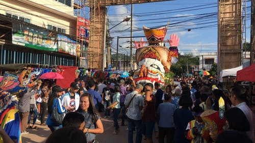 Traditional Street Festival