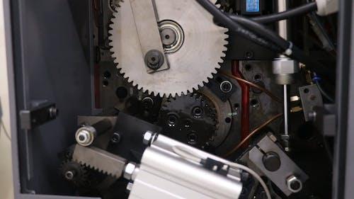 A Machine Working