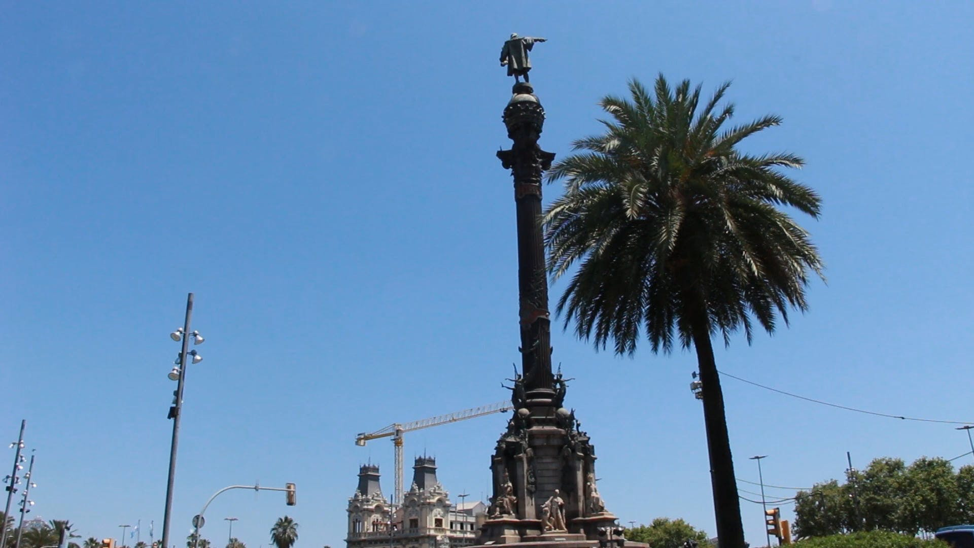 Monument In Spain