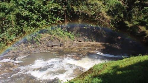 Video Of Waterfalls During Daytime