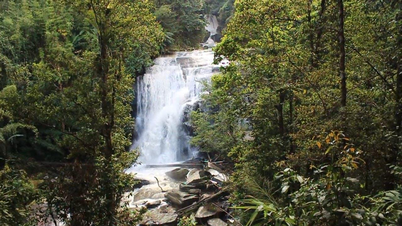 A Beautiful Waterfalls