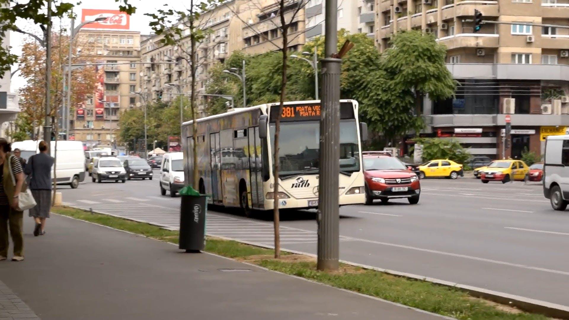 Bus Passing