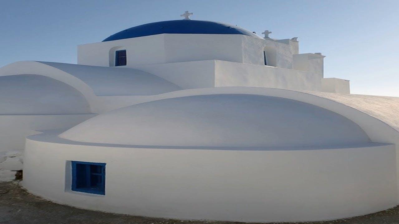 A White Mosque