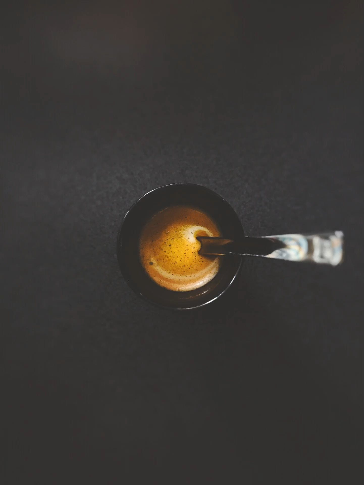 Cinemagraph of a Coffee