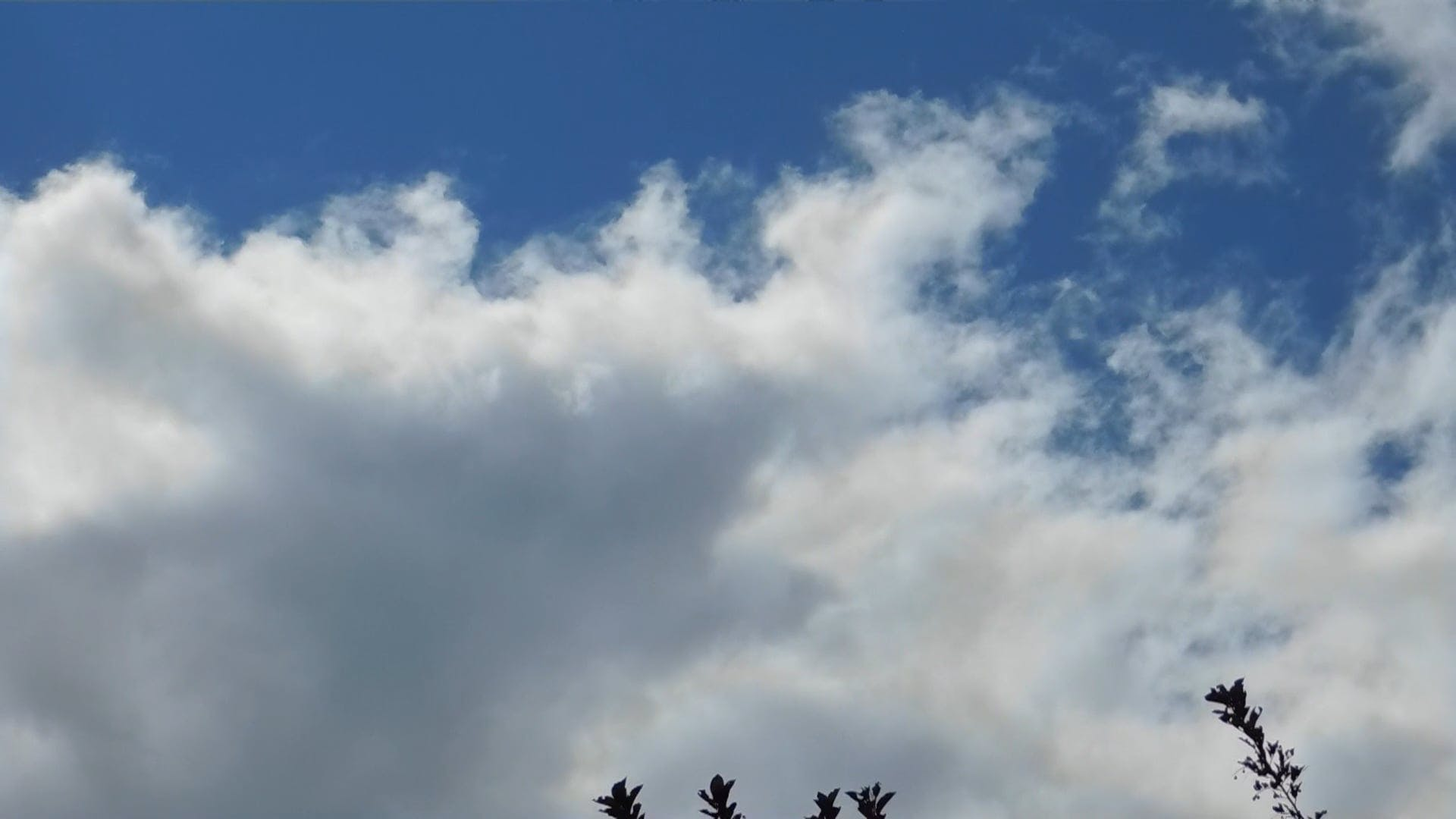 Clouds Formation Video