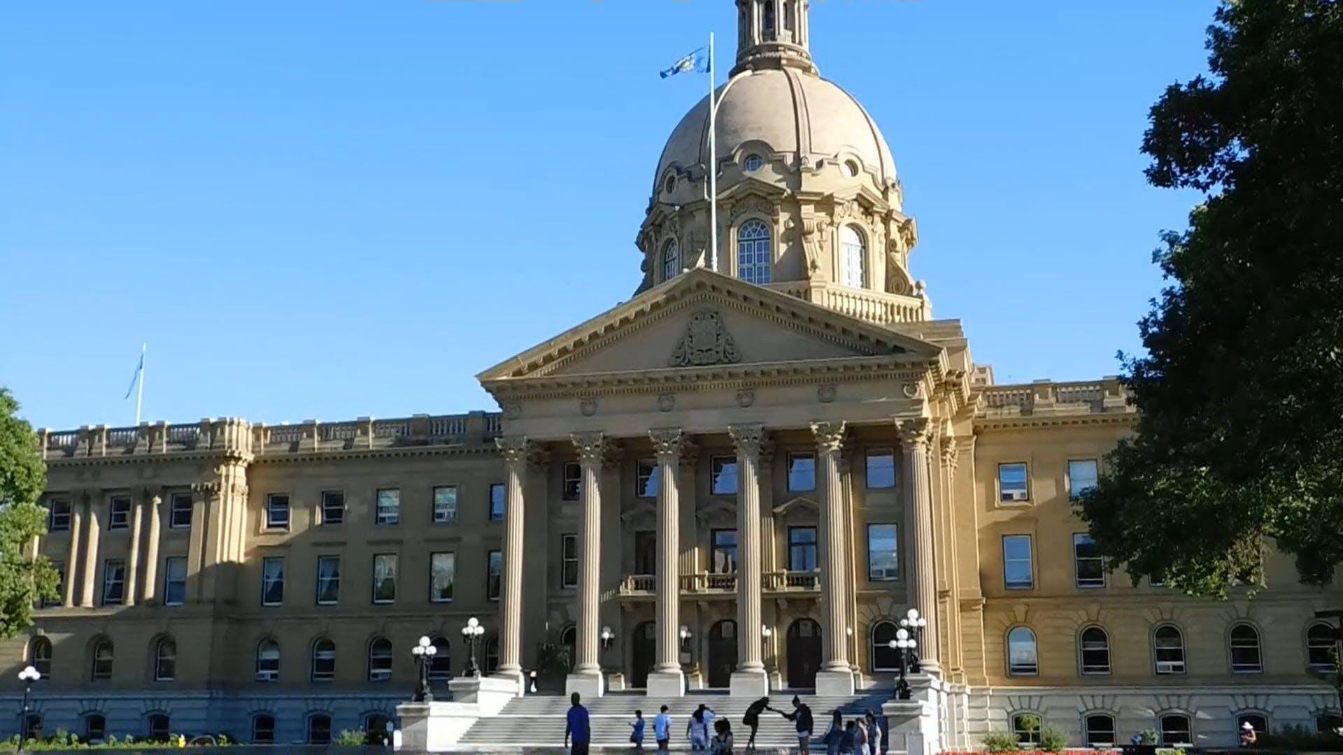 The Legislature Building