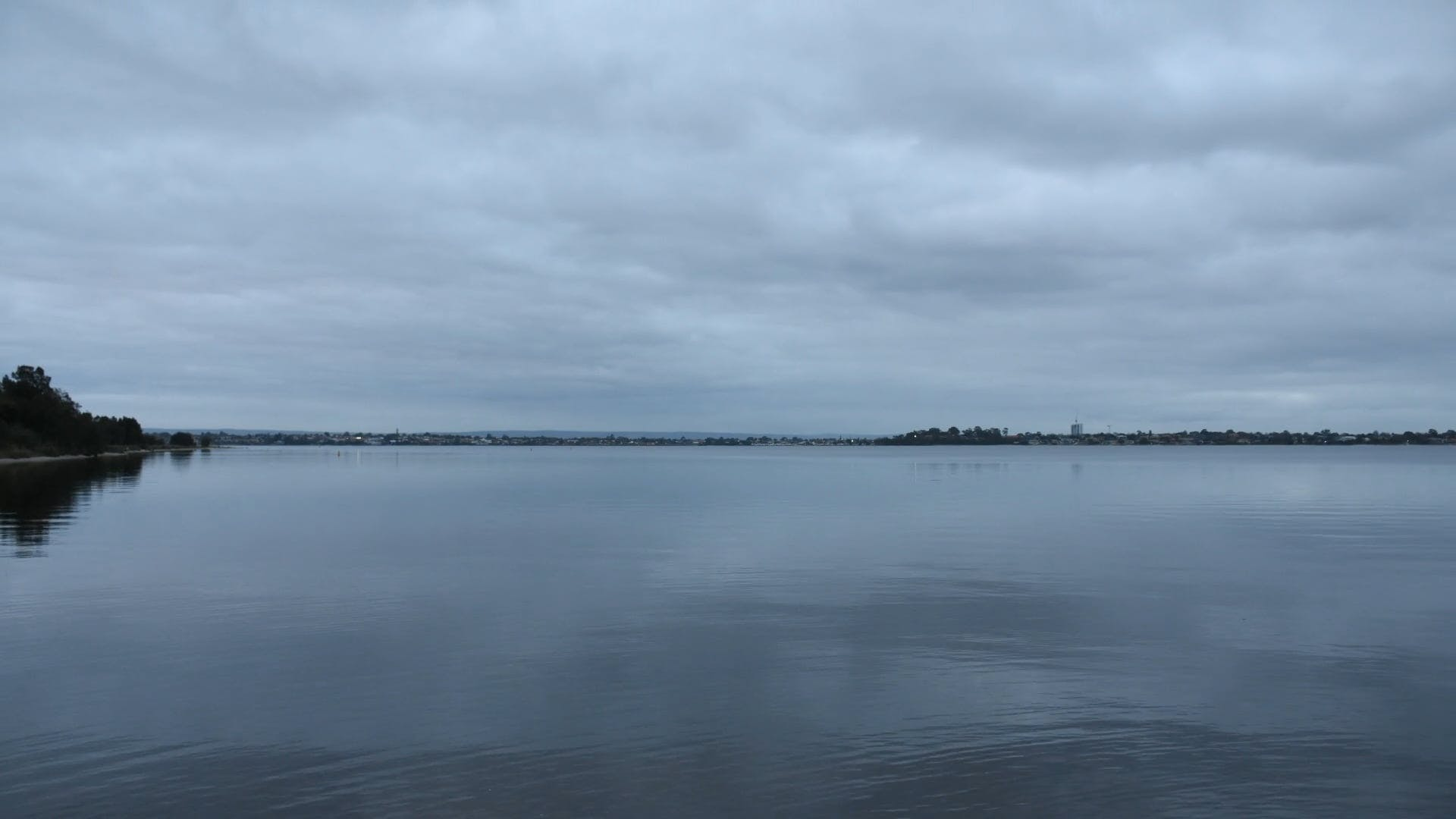 Time Lapse Video Of Water And Clouds