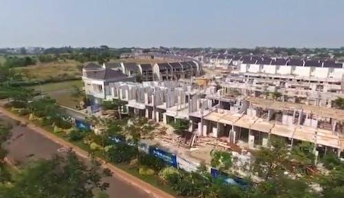 Housing Development Construction Site
