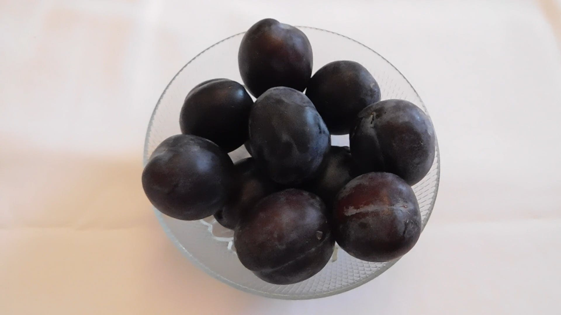 Delicious Prunes In A Bowl