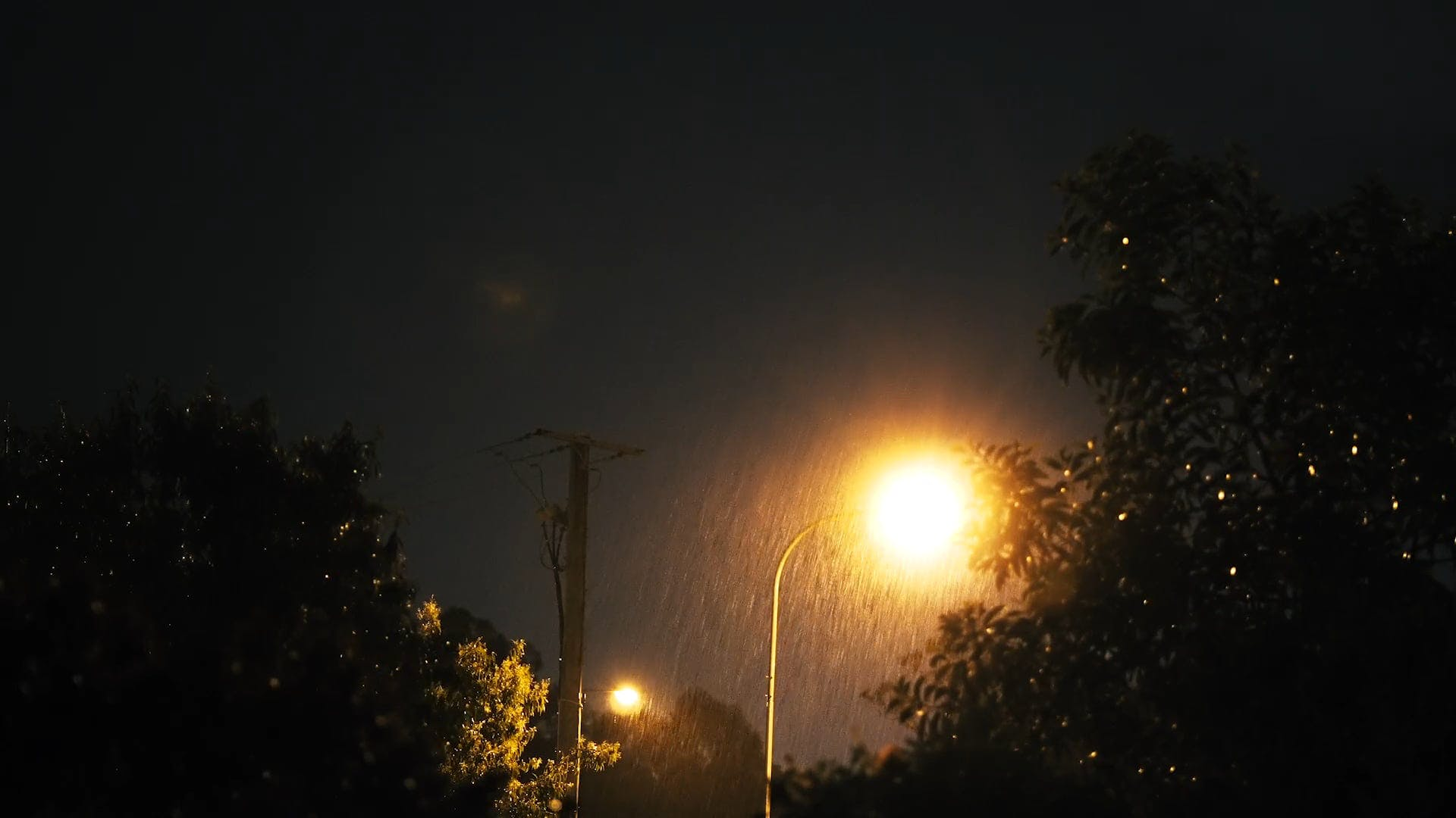 A Rainy Night