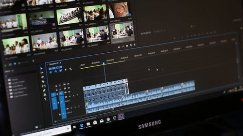 Video Editing Process