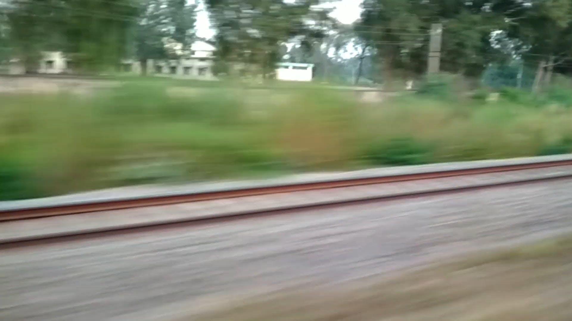 Video Of Railroad