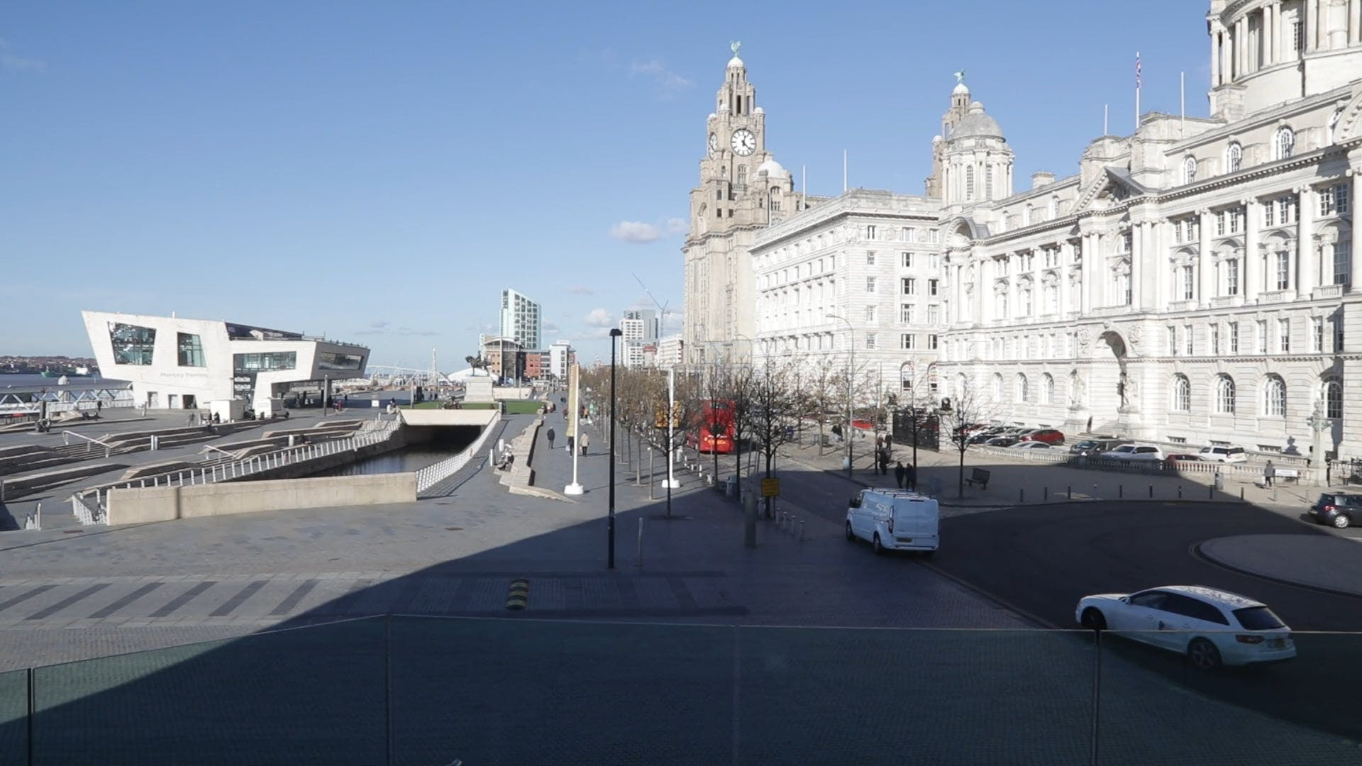 Pier Head And Port Of Liverpool
