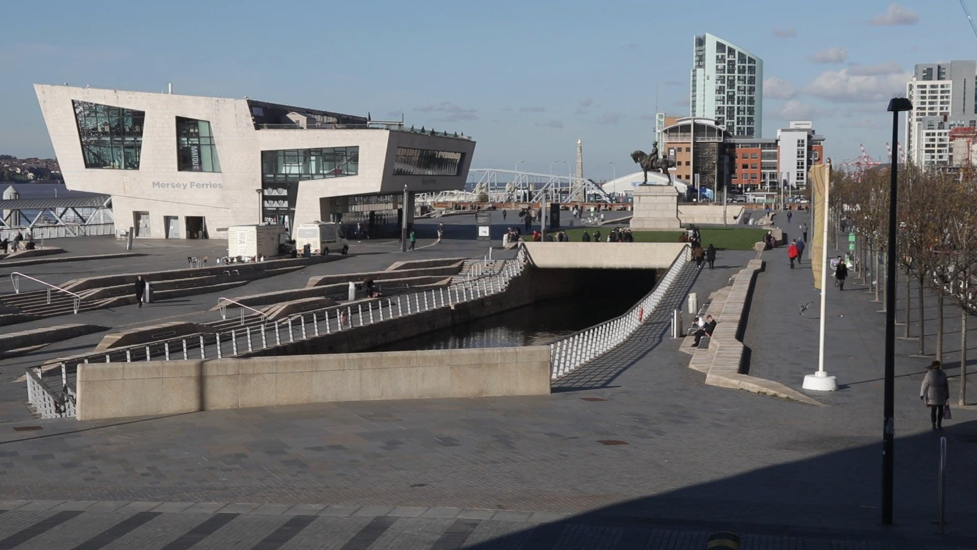 Mersey Ferry Station