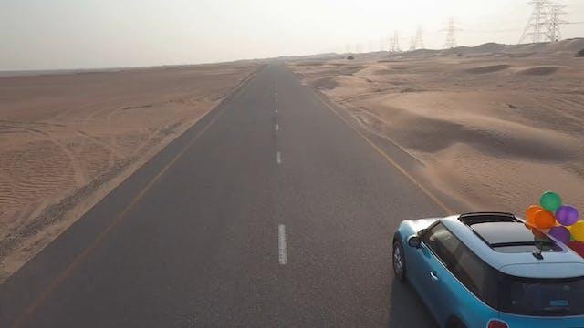 Vast Area Of Dry Land
