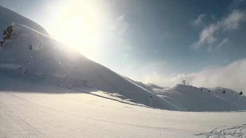 A Beautiful Winter Landscape