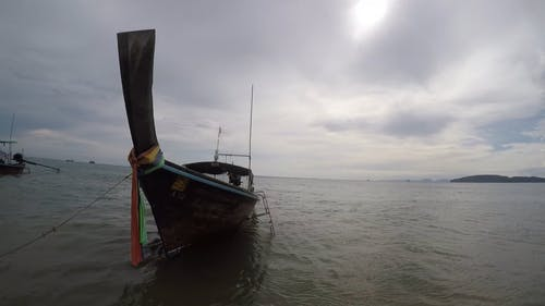 Vintage Type Of Boat