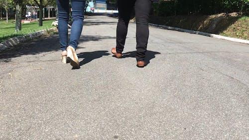 Women Walking On The Street