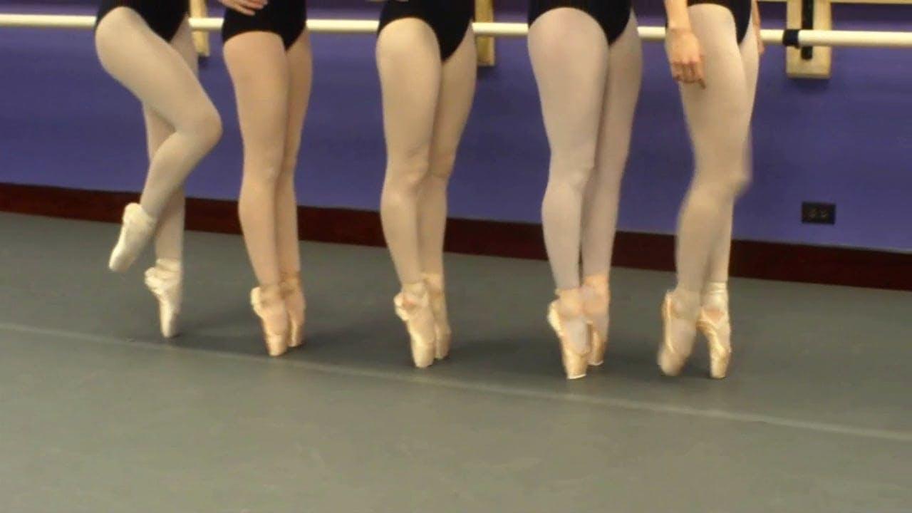 Artistic Ballet Dancing