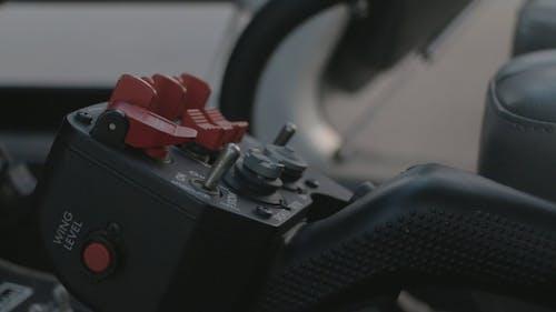 A Controller Of An Aircraft