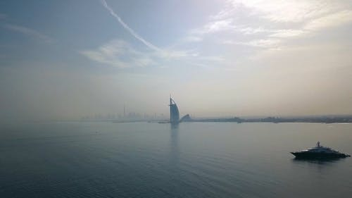 Drone Footage Of Dubai