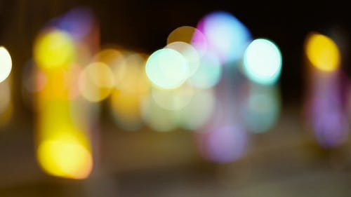 Blur Colorful Lights